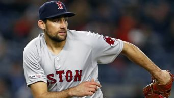 Nathan Eovaldi Activated, Will Be in Red Sox Bullpen Tonight in Baltimore