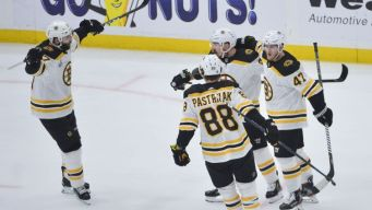 Don't Expect Free Agent Fireworks From Bruins