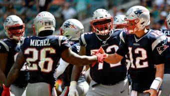 Patriots Ready for Big Challenge in Baltimore