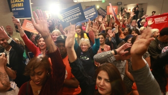 Dems Claim Victory in Kentucky Gov. Race, Flip Virginia