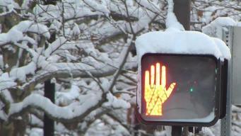 Winter Storm Dumps Snow Across New England