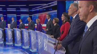 Recapping the 1st Democratic Presidential Debate