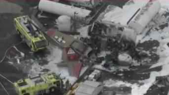 7 Killed, 8 Hurt in Conn. Vintage Plane Crash