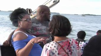Boat Ride for Families of Sick Children