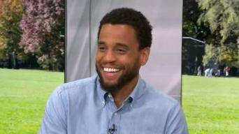 Catching Up with Michael Ealy
