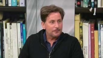 Going 'Public' with Emilio Estevez