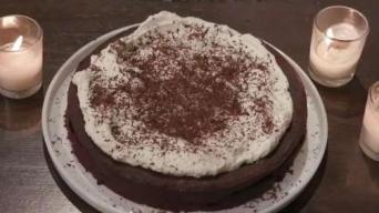 Hub Cooking Club: Flourless Chocolate Cake