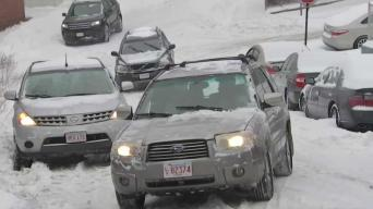 Crashes, Power Outages Reported as Flash Freeze Settles In