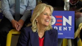 Jill Biden Talks About Education in NH
