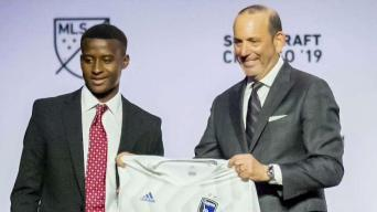 Kenyan Refugee Raised in NH Drafted 2nd Overall in MLS