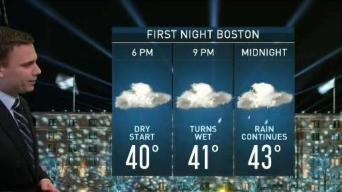 Wet Weather On the Way For Year-End