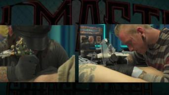 Tattoo Artist Brothers Compete on 'Ink Master'