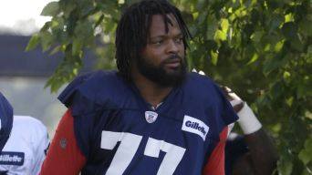 Michael Bennett Miffed by Lack of Playing Time in Patriots-Giants