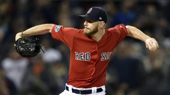 Red Sox Ace Sale Out of Hospital, Will Be Back for Game 3