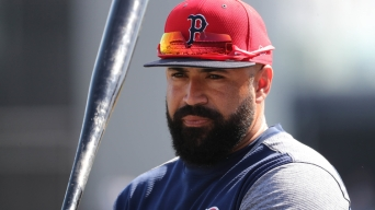 Report: Red Sox Place Sandy Leon on Waivers