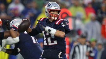 Tom Brady (shoulder) Listed on First Patriots Vs. Ravens Injury Report