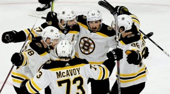 Bruins' Potent Power Play is Key to Cup Final