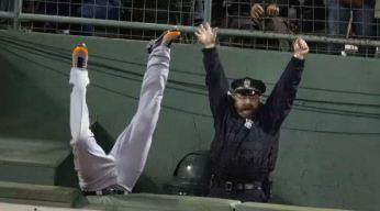 Red Sox 'Bullpen Cop' Steve Horgan to Retire