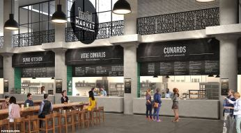 Top Chefs, Restaurateurs Coming to New Food Hall in Boston