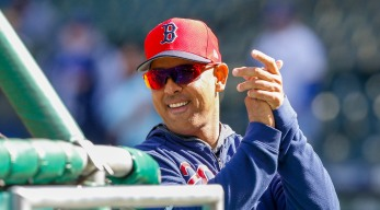 Alex Cora Gives Young Fan an Unforgettable Birthday Gift