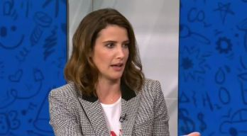 Catching Up with Cobie Smulders