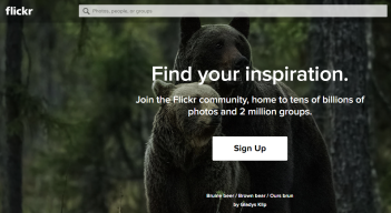 Flickr to Delete Thousands of User Pics