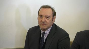 Kevin Spacey Pleads 'Not Guilty' in Assault Case