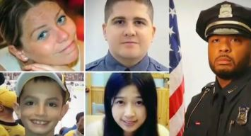 Honoring Victims of the Boston Marathon Bombing