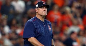 John Farrell's Post-Red Sox Career: Lobster Fisherman