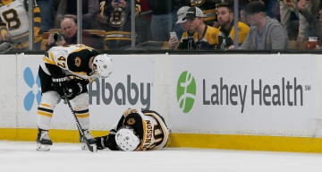 Bruins Provide Update on Marcus Johansson Injury