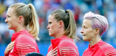 US Women's National Team Players to Throw Out First Pitch for Sox