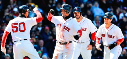 Red Sox Midseason Report Card