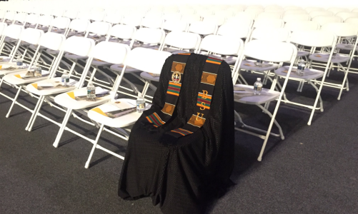 Bowie State student slain days before graduation honored at commencement ceremony