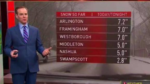... FOX25 News – Boston, Weather, Traffic, MyFOXBoston screenshot