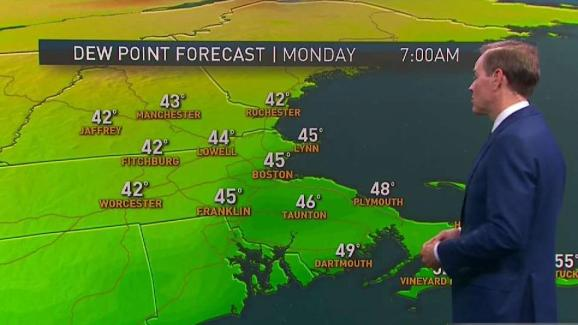 Weather Forecast Rain Sweeps In On Monday Nbc10 Boston