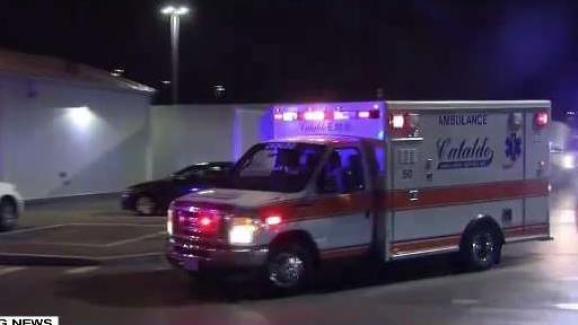 David Ortiz Brought to Mass  General Hospital