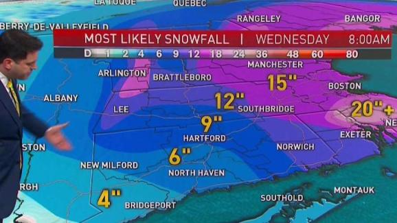 Albany Weather Map.Weather Forecast Storm Bears Down On Region Nbc10 Boston