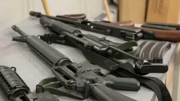 How Accused Vegas Killer Used 'Bump Stocks' to Modify Guns