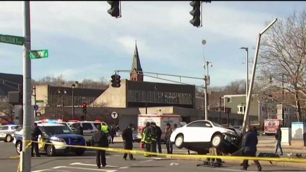 Crosswalk Crisis: Dangerous Intersections in Boston