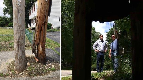 'Just Fix It!' Communities Vent About Double Power Poles