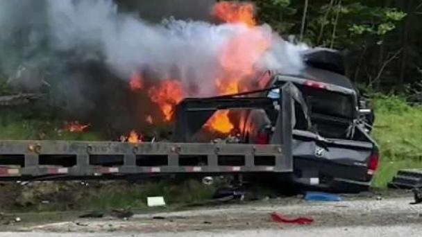 New Details on Driving History of Man Charged in Deadly NH Crash
