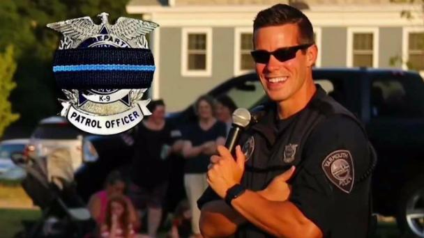 In the Shadow of Tragedy: Cop's Death Hits Officers Hard