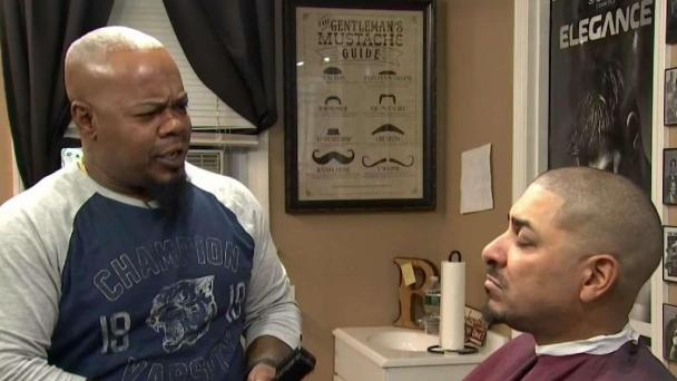 Lowell Barbers Challenge Male Stereotypes, One Haircut at a Time