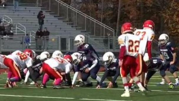 Study: Youth Football Accelerates Brain Disease Symptoms