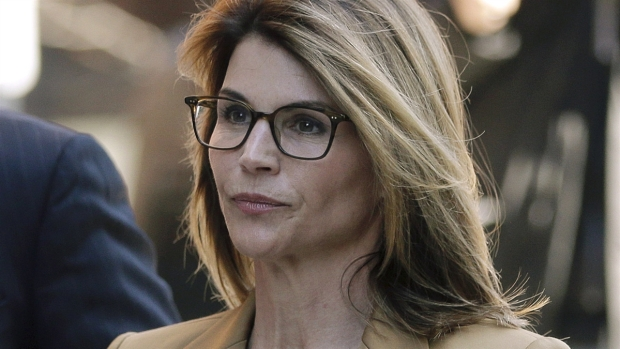 [NATL-AH] The Latest on How Lori Loughlin Is Coping With College Admissions Scandal