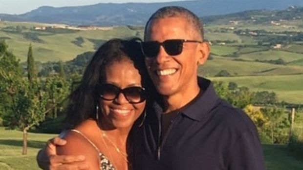 [NATL-AH] Obamas Hang With the Clooneys on A-List Vacation