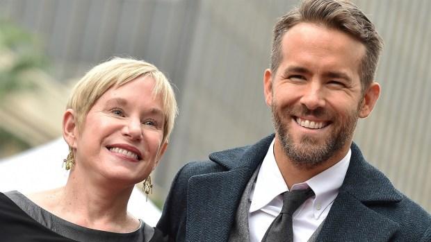 Ryan Reynolds' Mom Wishes Him Happy Birthday With Ukulele Performance