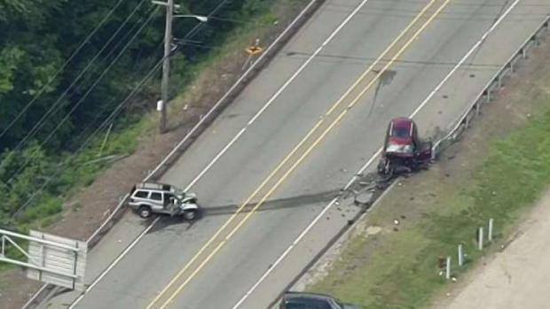 [NECN] 1 Killed in Head-on Crash in Auburn