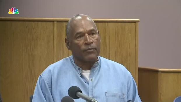 OJ Simpson Granted Parole: Juice Is Loose (Soon)