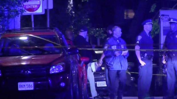 [NECN] Police Investigate Shooting in JP That Left 2 Men Dead